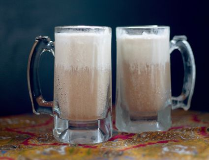 Homemade Butterbeer From Harry Potter