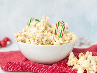 Homemade Candy Canes Recipe
