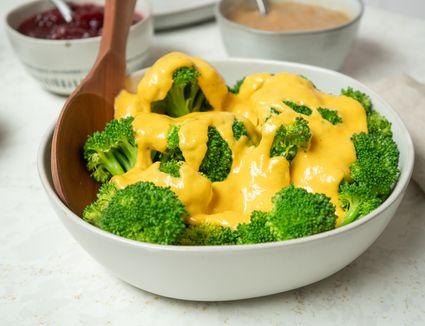 Easy broccoli cheese recipe
