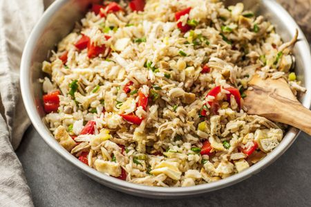 Chinese peruvian fried rice arroz chaufa recipe arroz chaufa forumfinder Images
