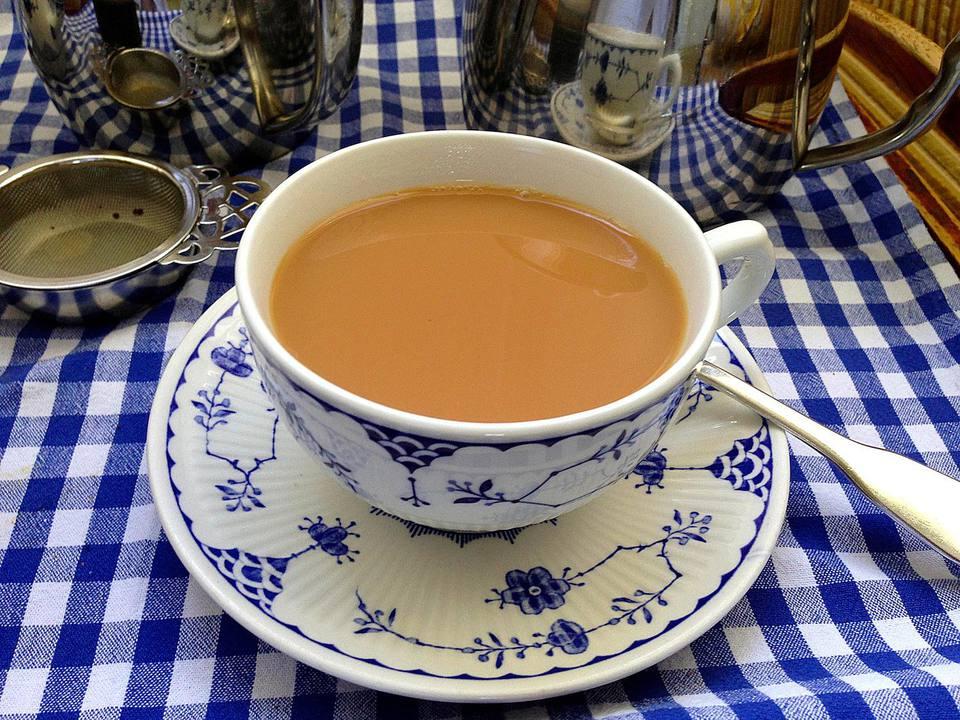 Tea in Britain