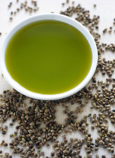 Easy Hemp Seed Oil Vinaigrette Dressing Recipe