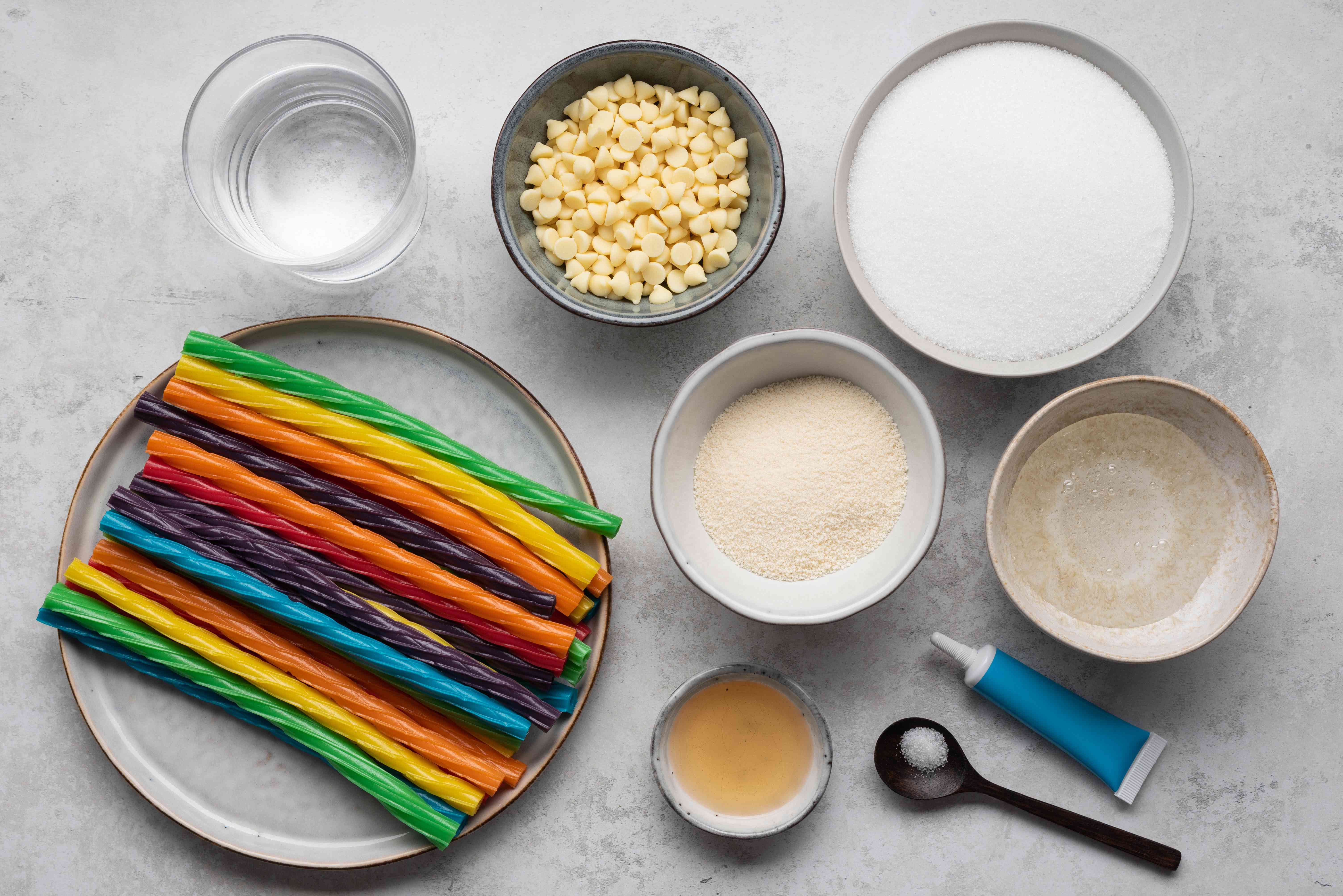 Marshmallow Clouds ingredients