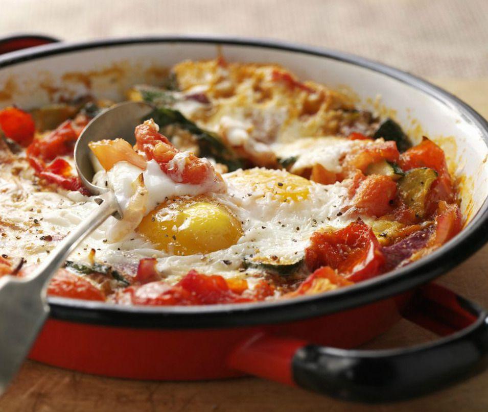Flamenco Eggs