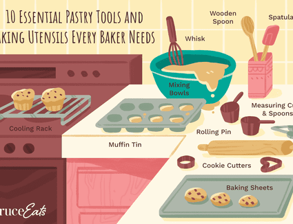 Essential Pastry Tools