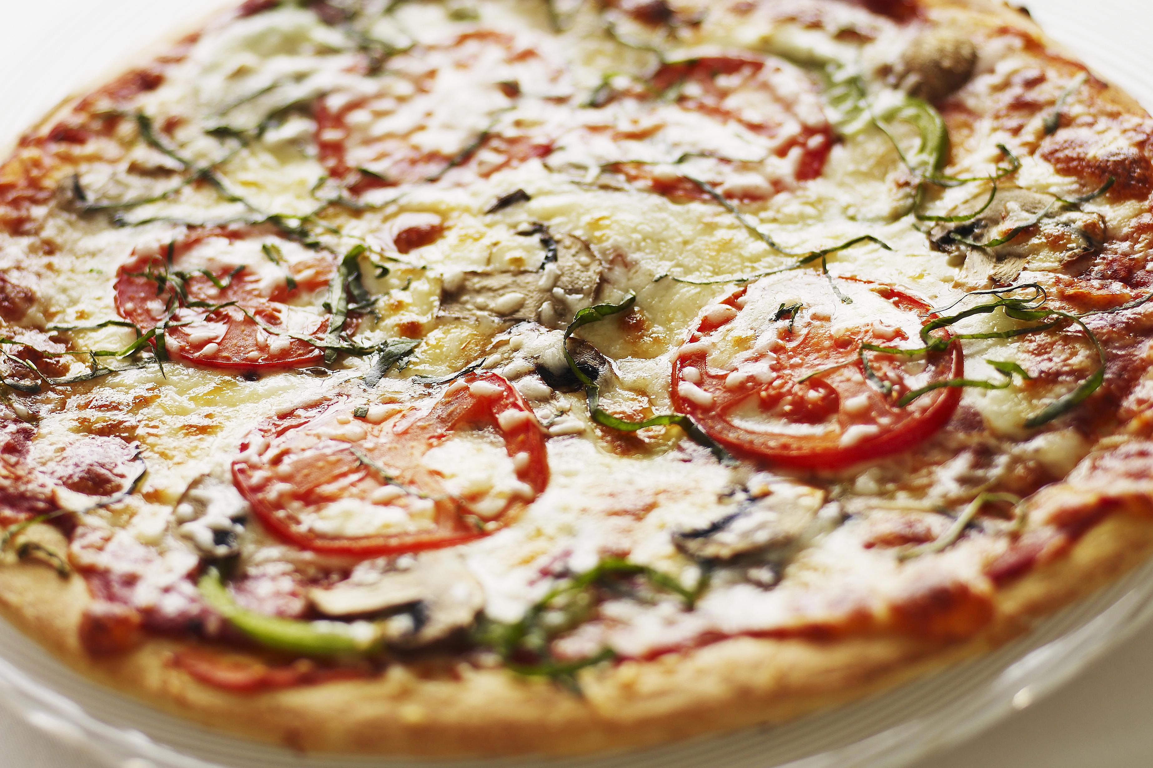 Wolfgang Puck's Pizza Dough Recipe