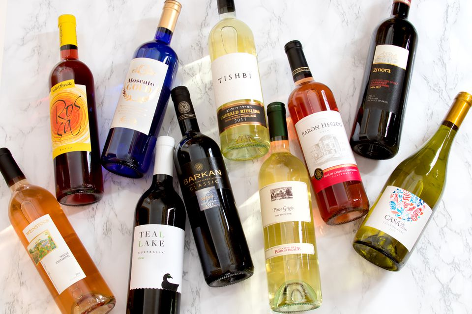 Best Kosher Wines for Passover