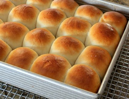 Southern Butter Yeast Rolls