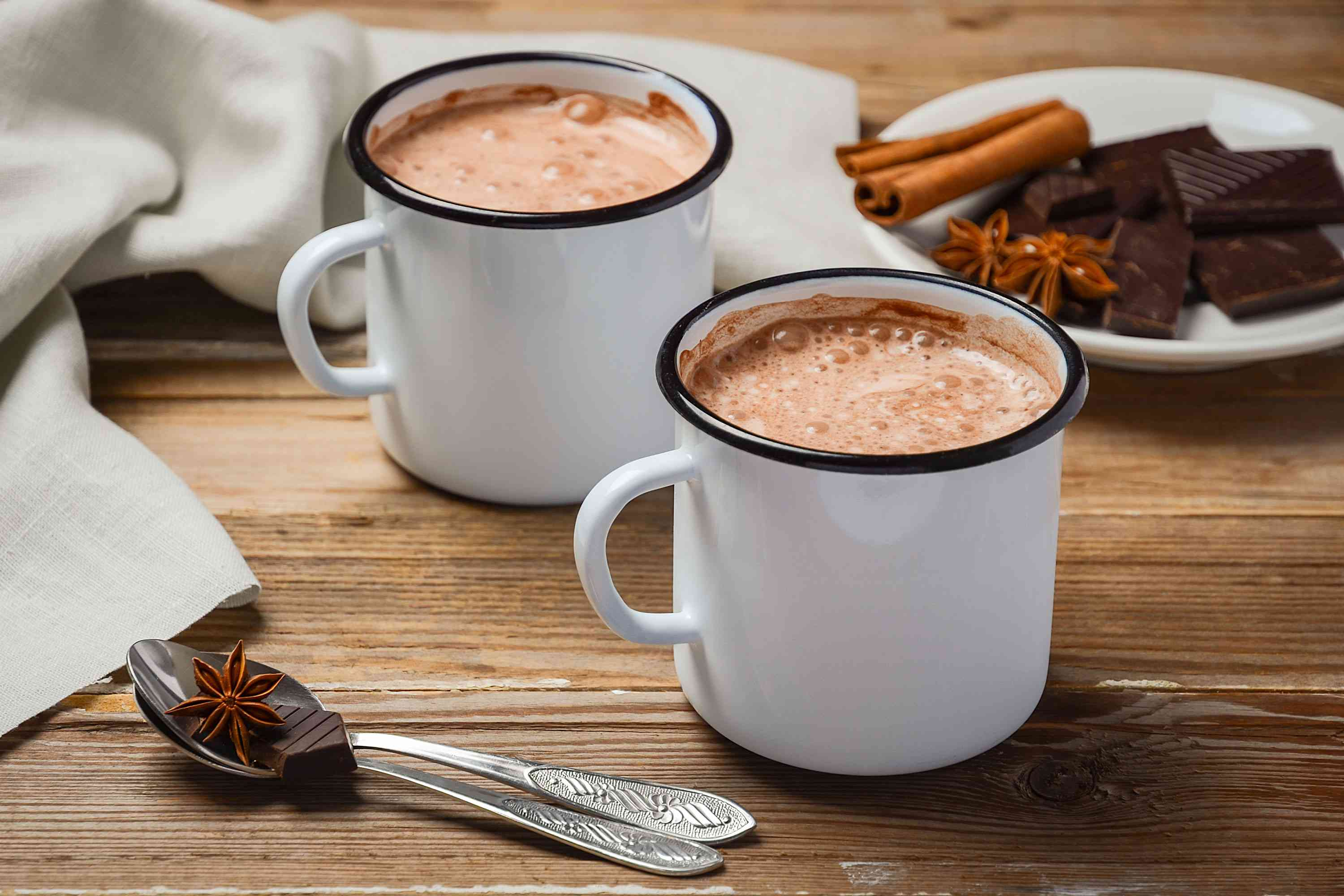 Argentinian Hot Chocolate