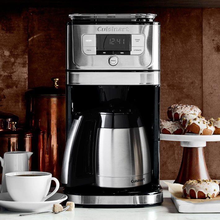 Cuisinart Grind Brew Coffee Maker Next Gen