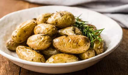 Herb-Roasted Fingerling Potatoes