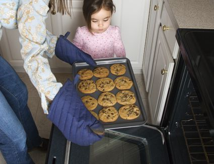 Making Cookies and Other Baking