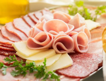 ham and deli meats