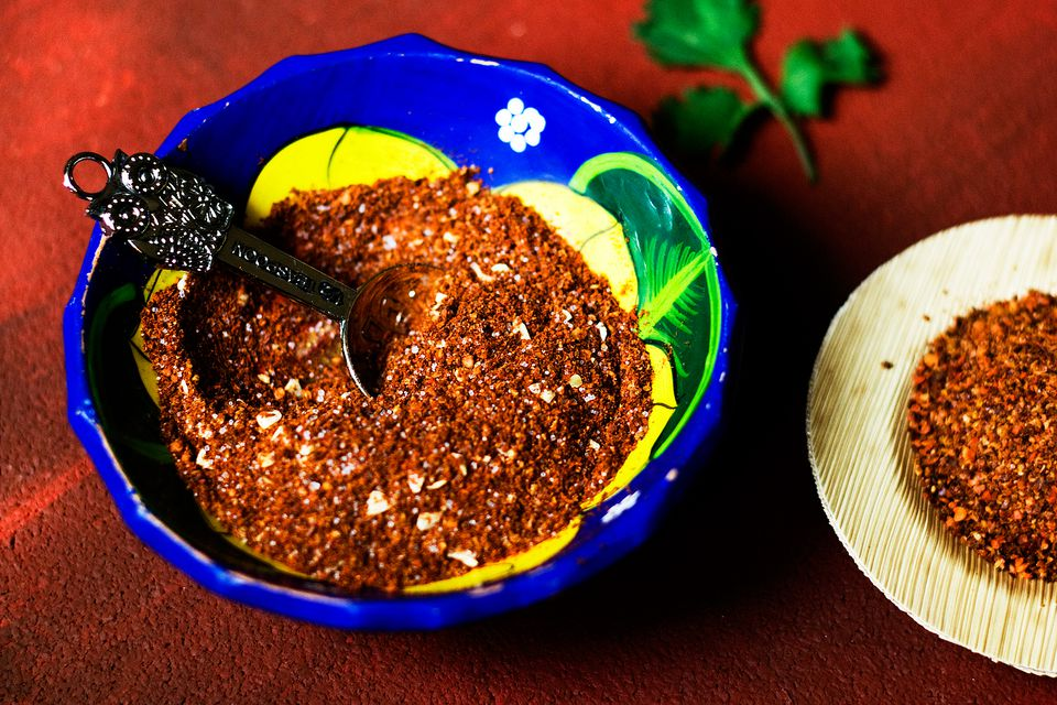 Coban Chili Spice Rub