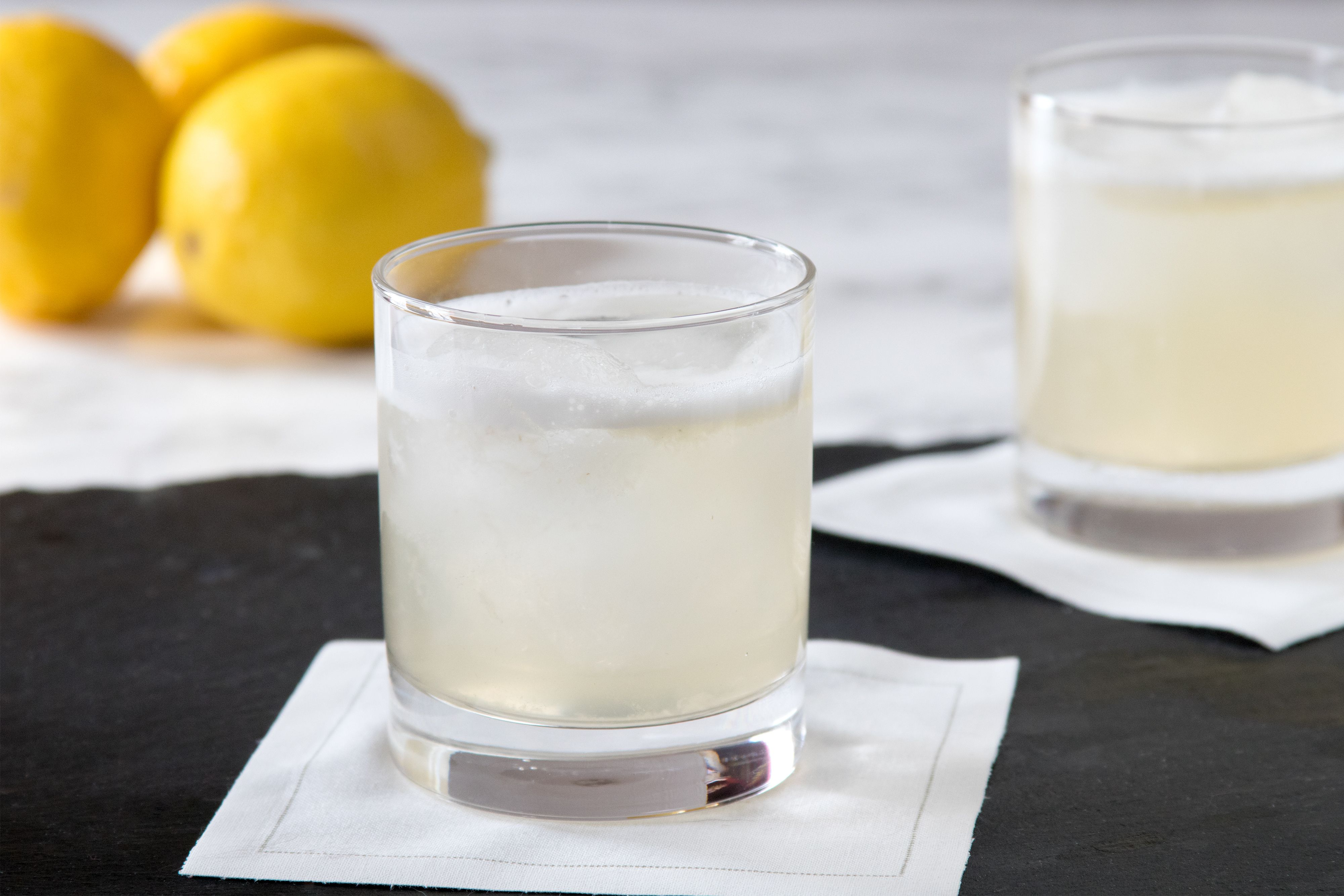 Shake Up a Classic Gin Sour When You Need a Bright, Tart Drink
