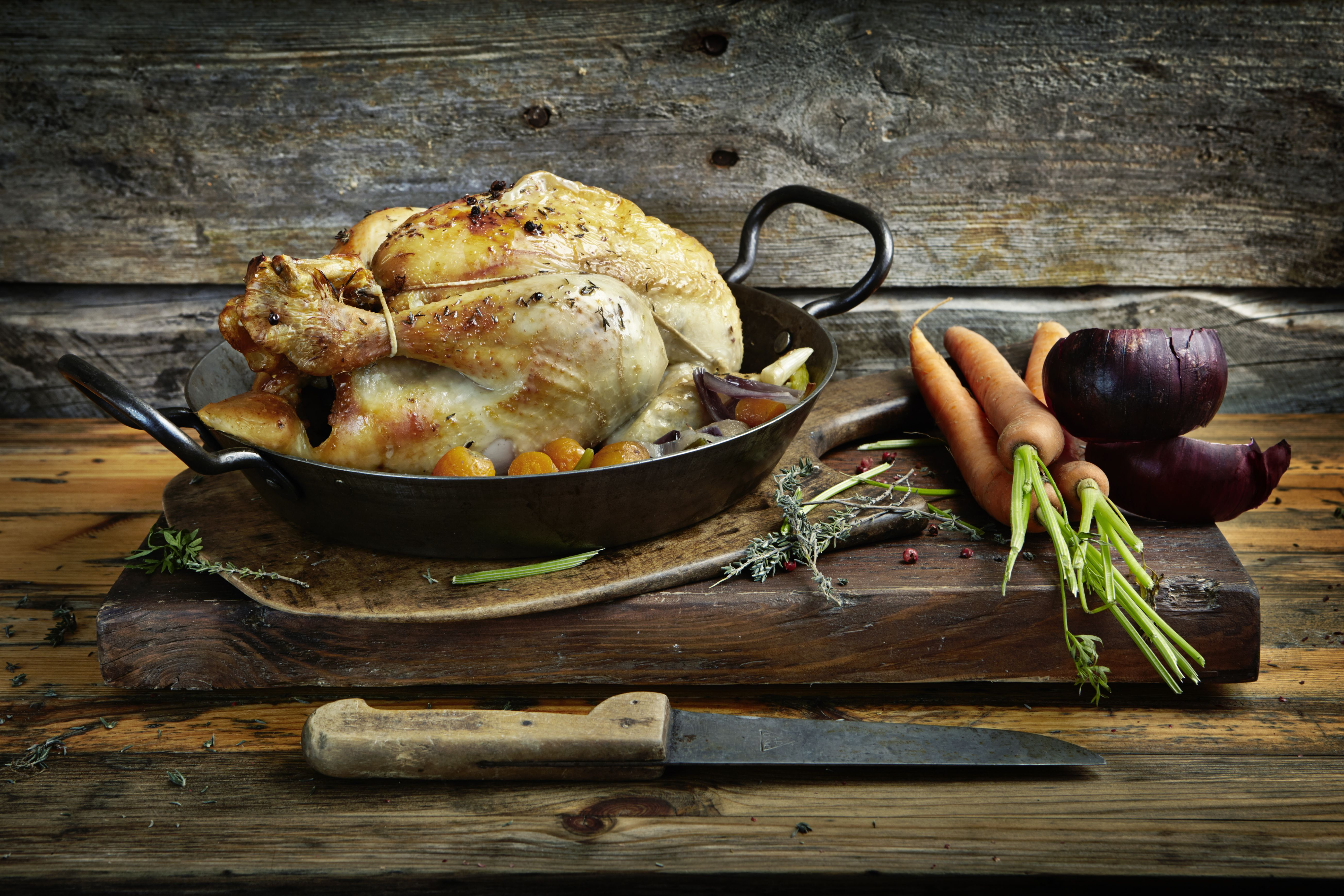 Simple-Roast-Chicken