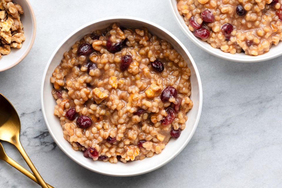 Barley Breakfast Delight