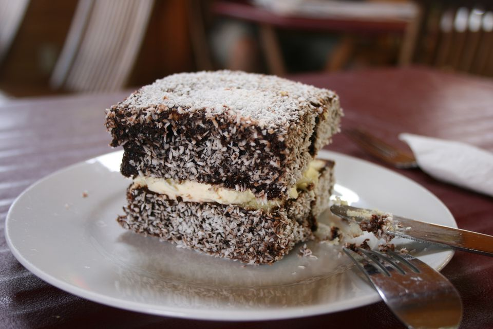 Lamington/cupavci
