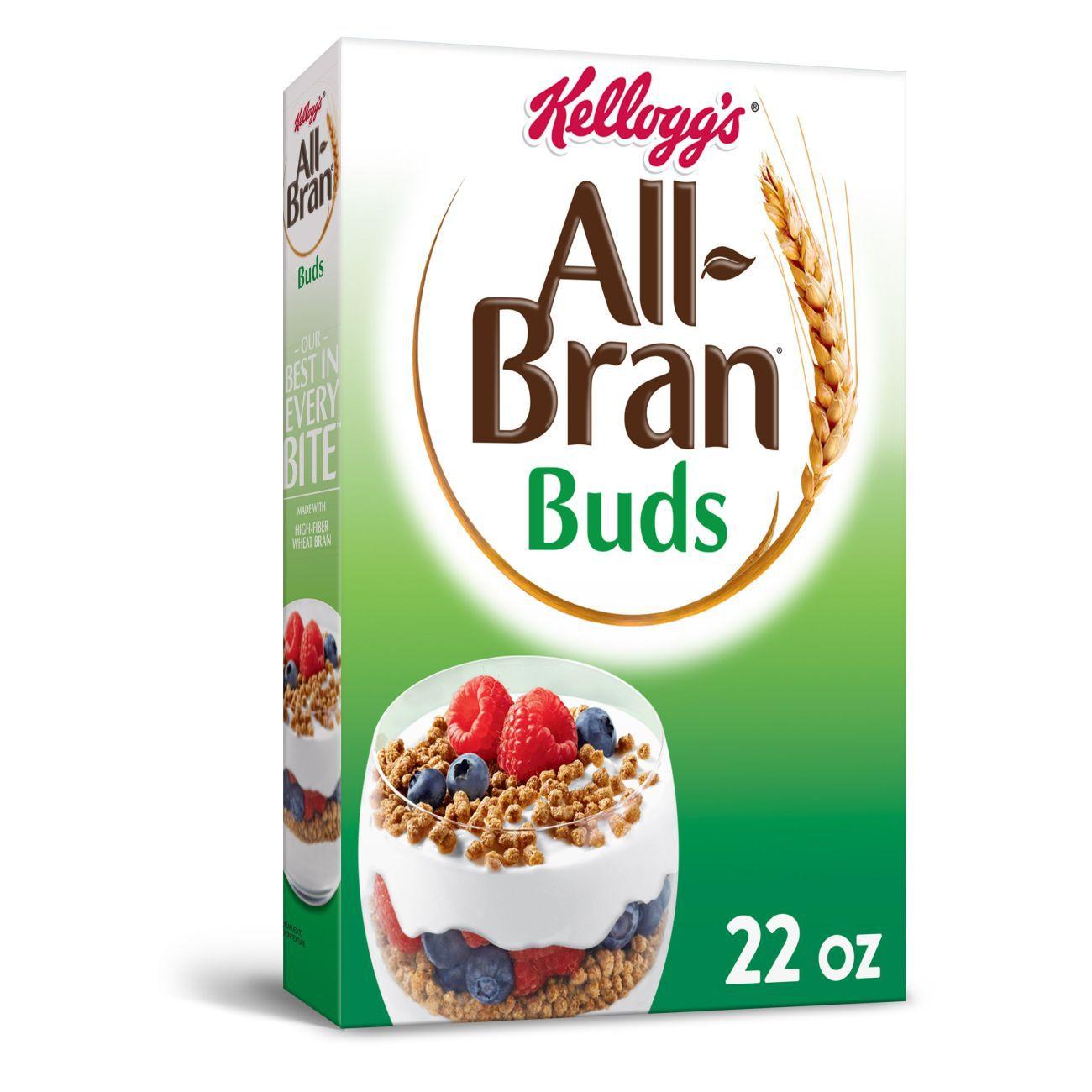 Kellogg's All Bran Buds