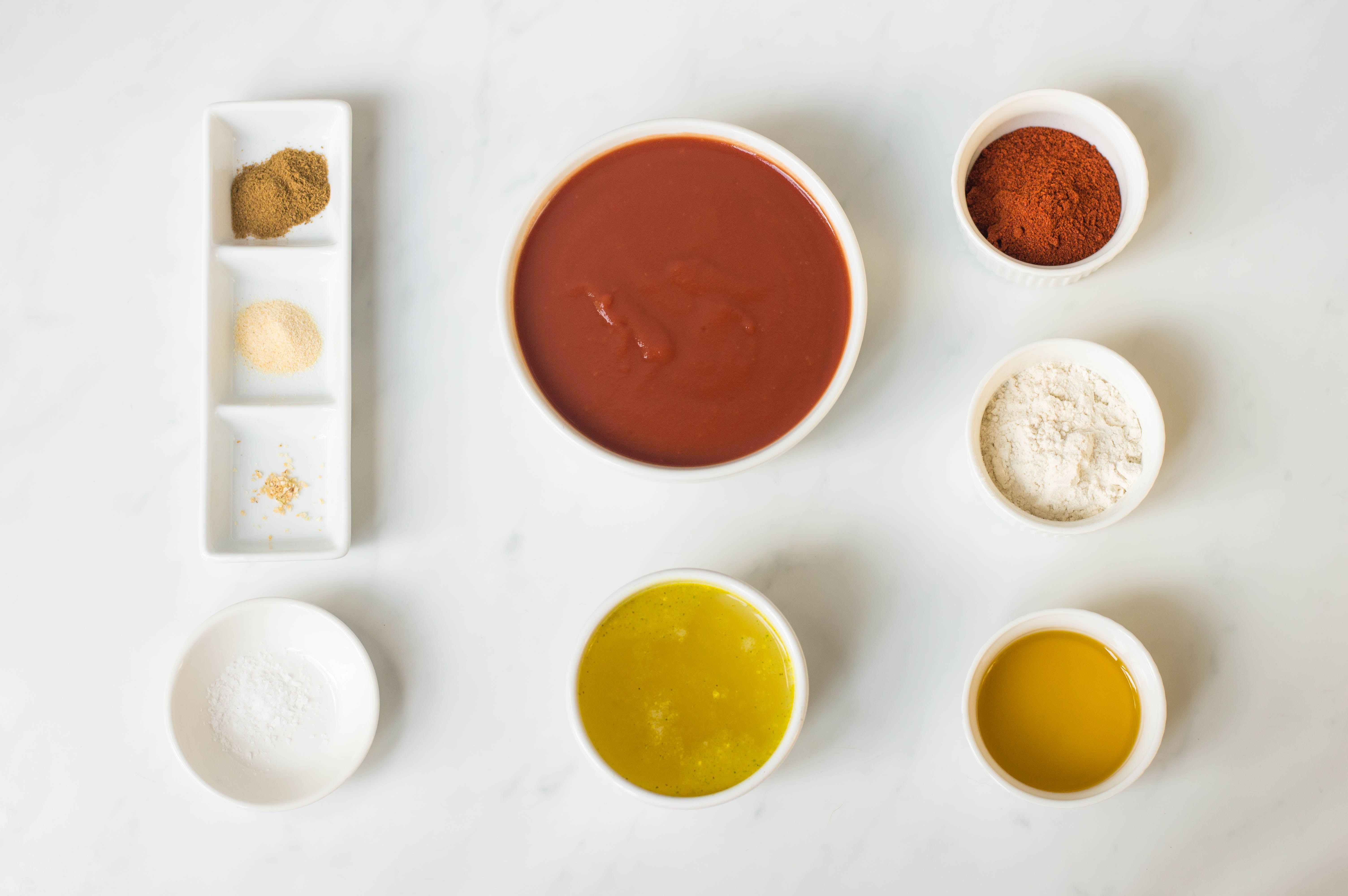 Quick enchilada sauce ingredients