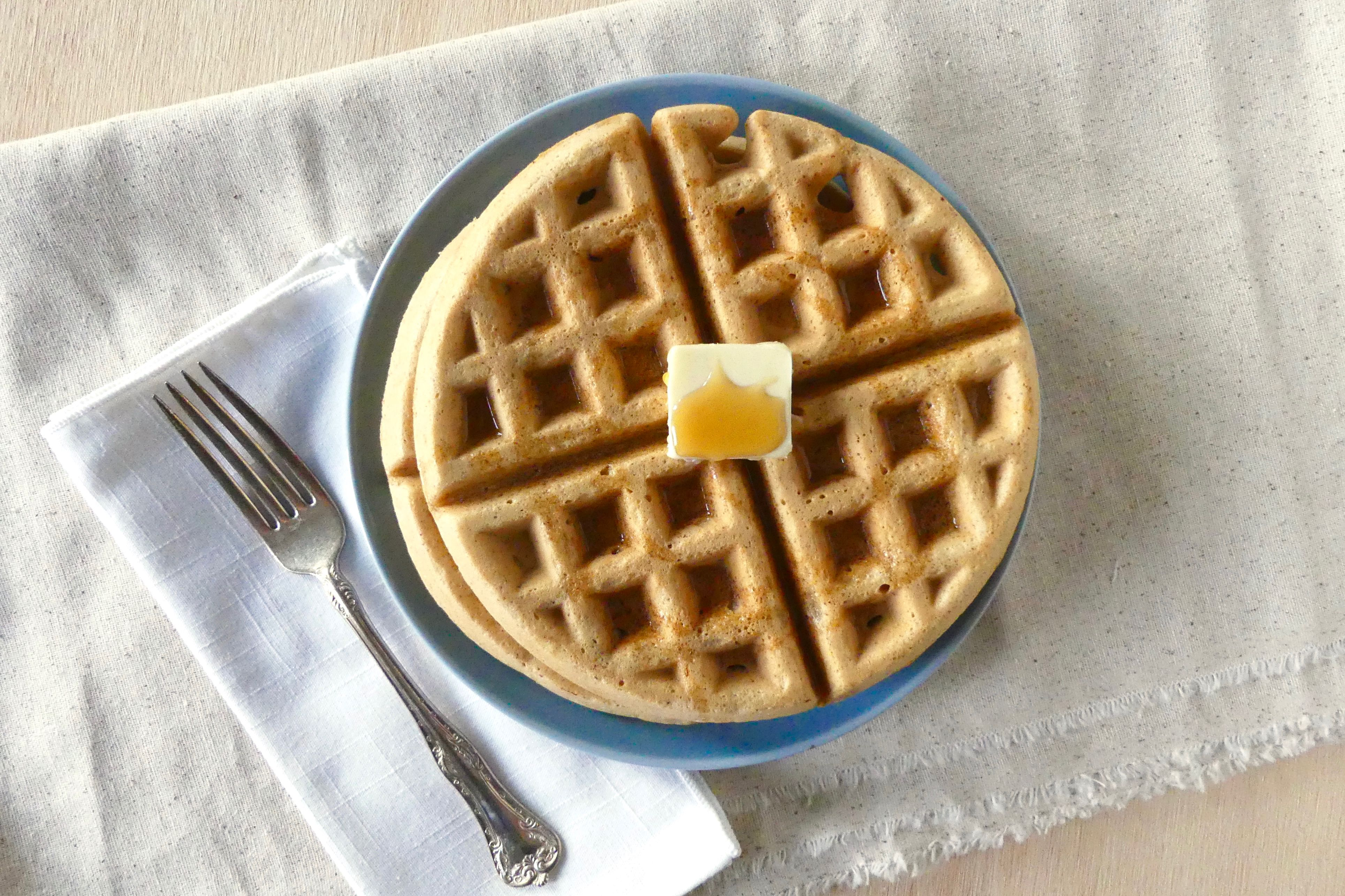 Keto Waffles Are Here to Save You From Boring Gluten-free Breakfasts