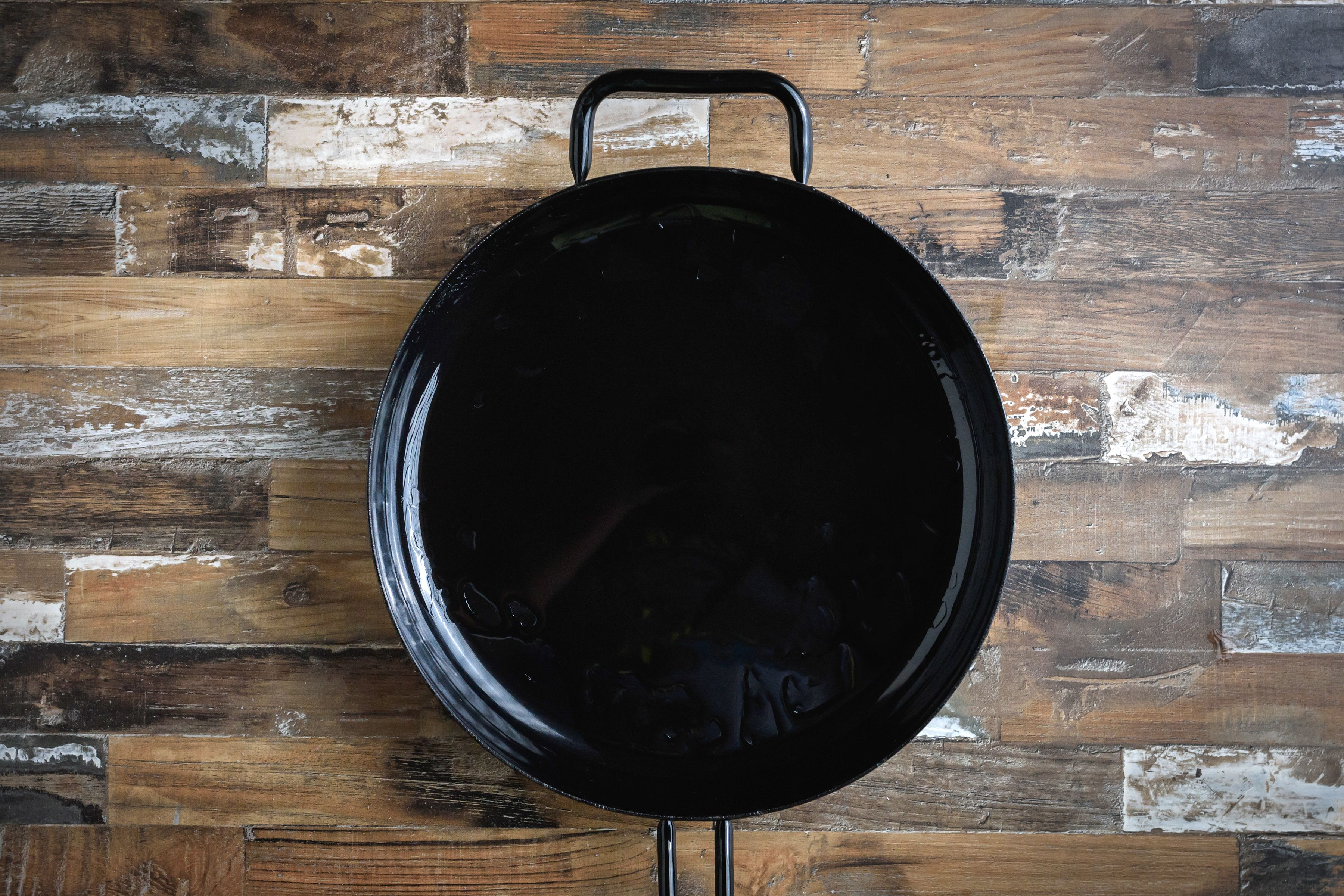 heat oil in skillet