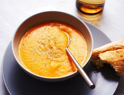 Purée of Carrot Soup
