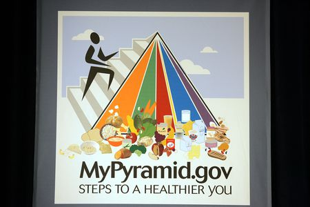 mypyramid food recommendations