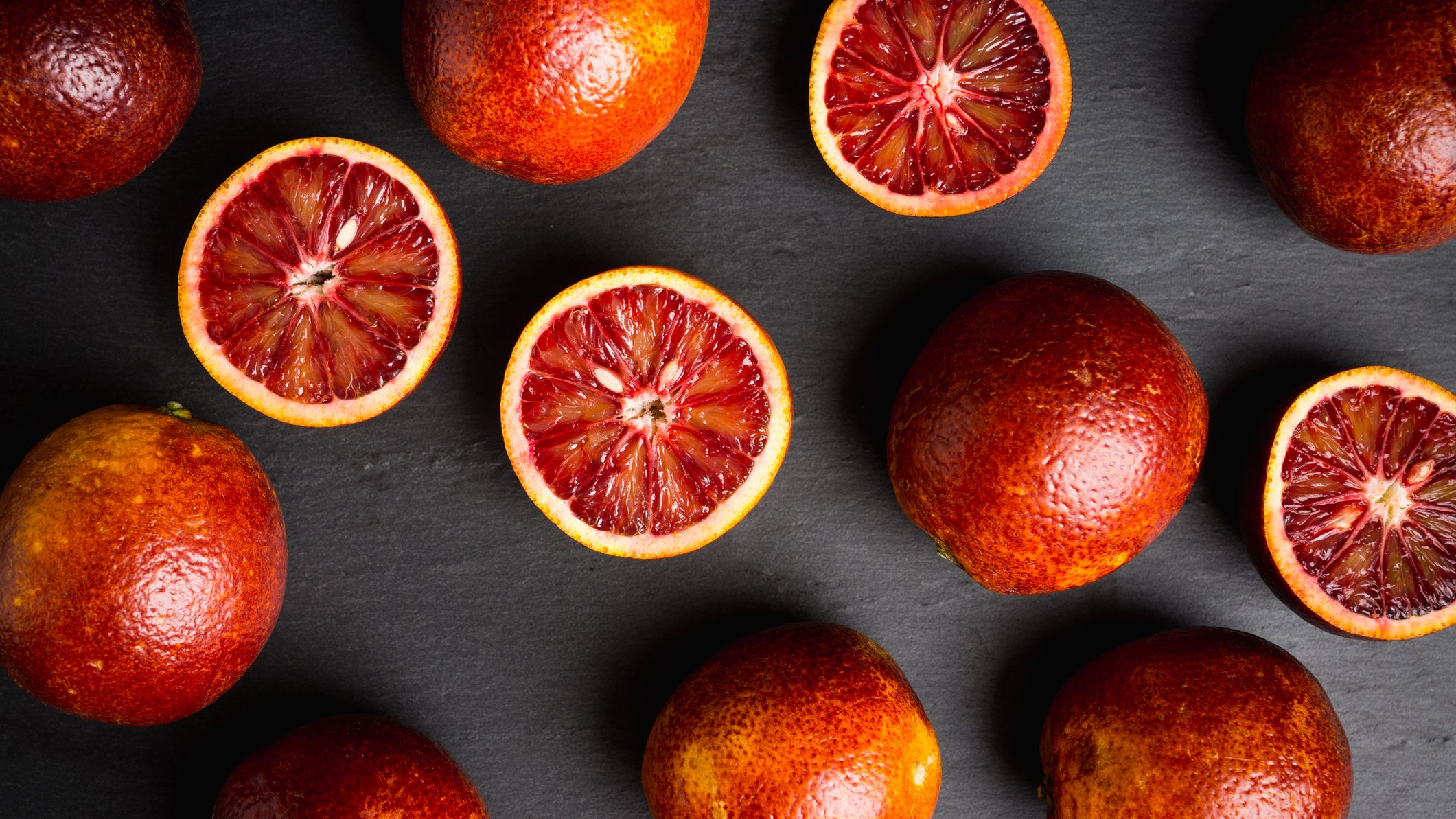 Blood Orange Vinaigrette Dressing Recipe