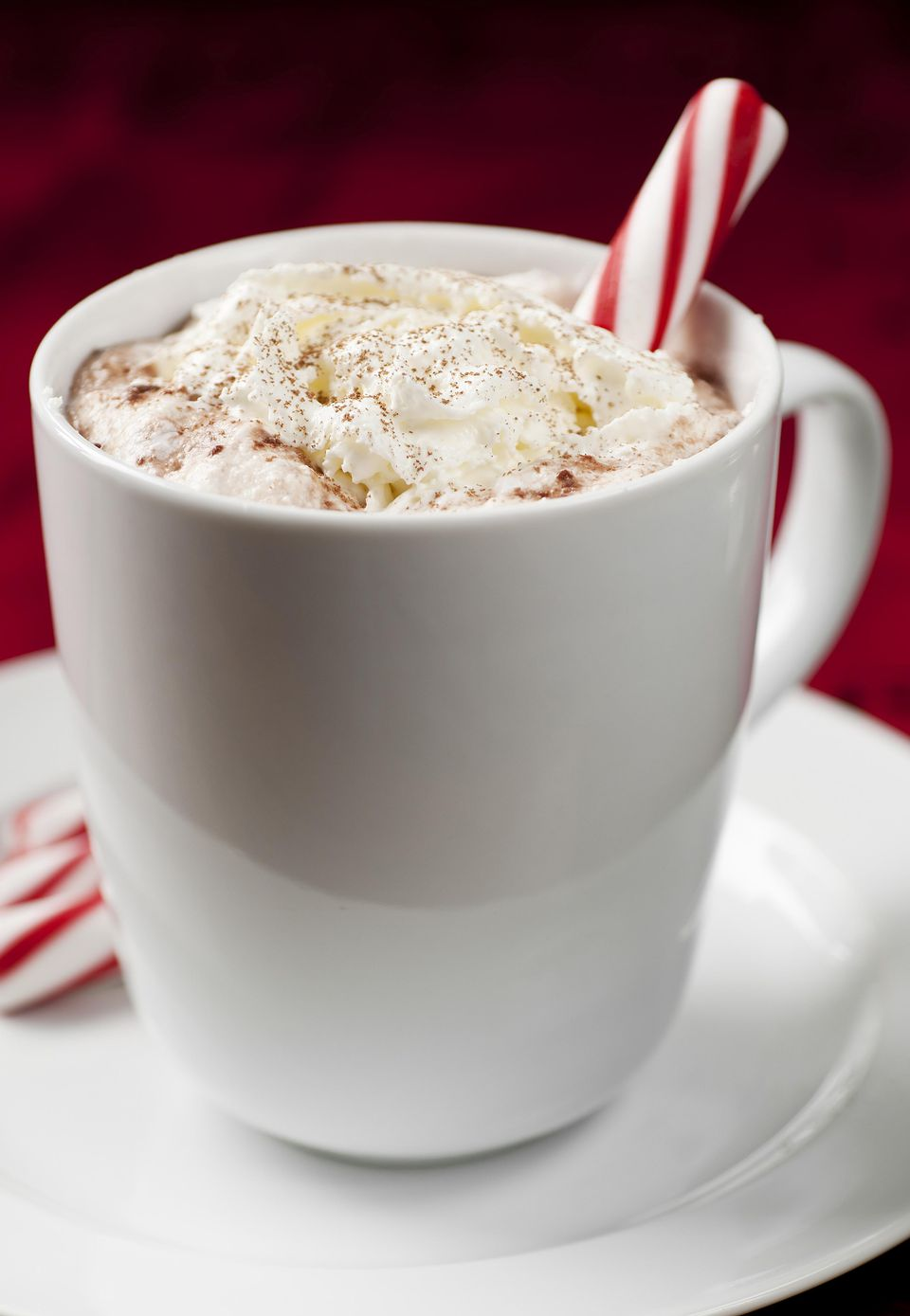 White Hot Chocolate Mix