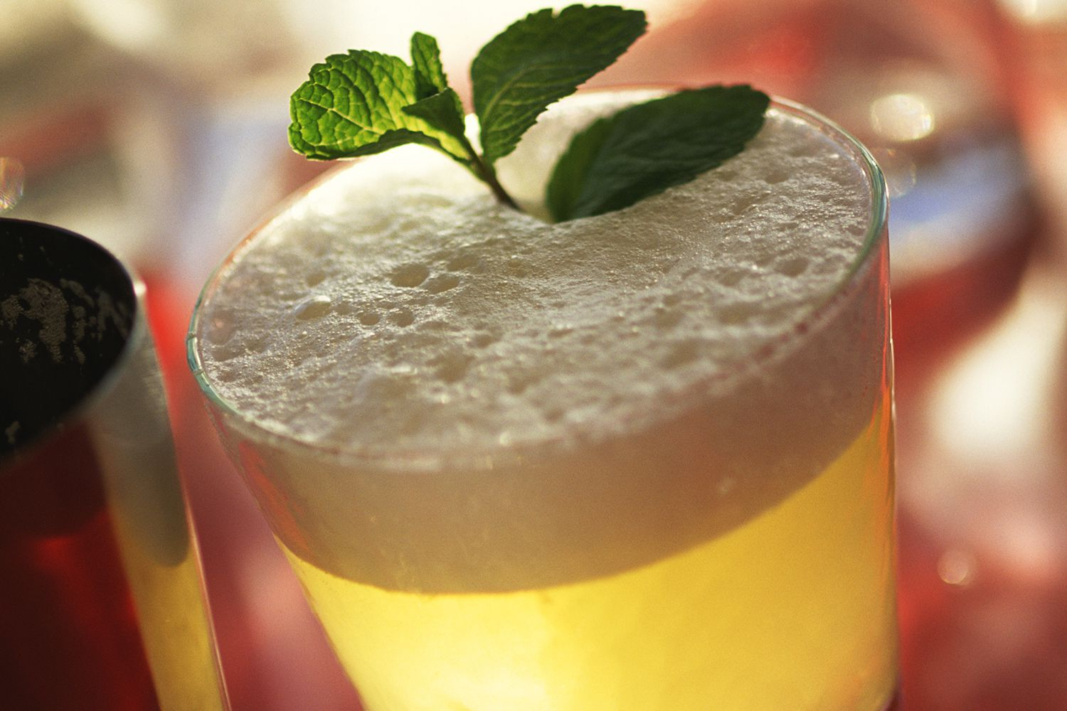 Discover the Smooth Taste of Pisco in a Fantastic Sour