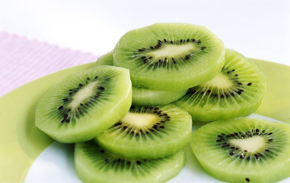 Chutney casero de kiwi