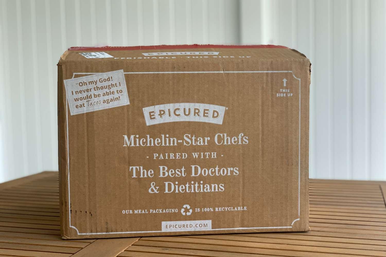 Epicured box
