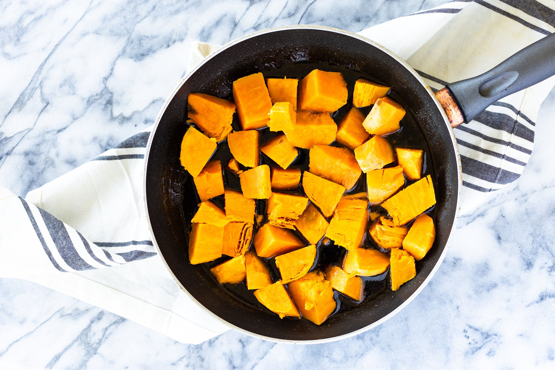 Brown Sugar Candied Sweet Potatoes Recipe