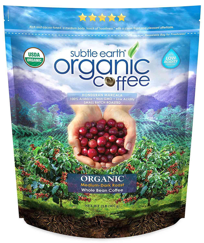 Cafe Don Pablo Subtle Earth Organic Coffee