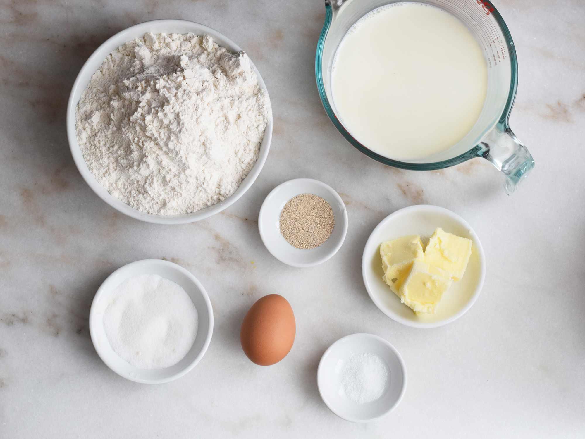 ingredients for bierock