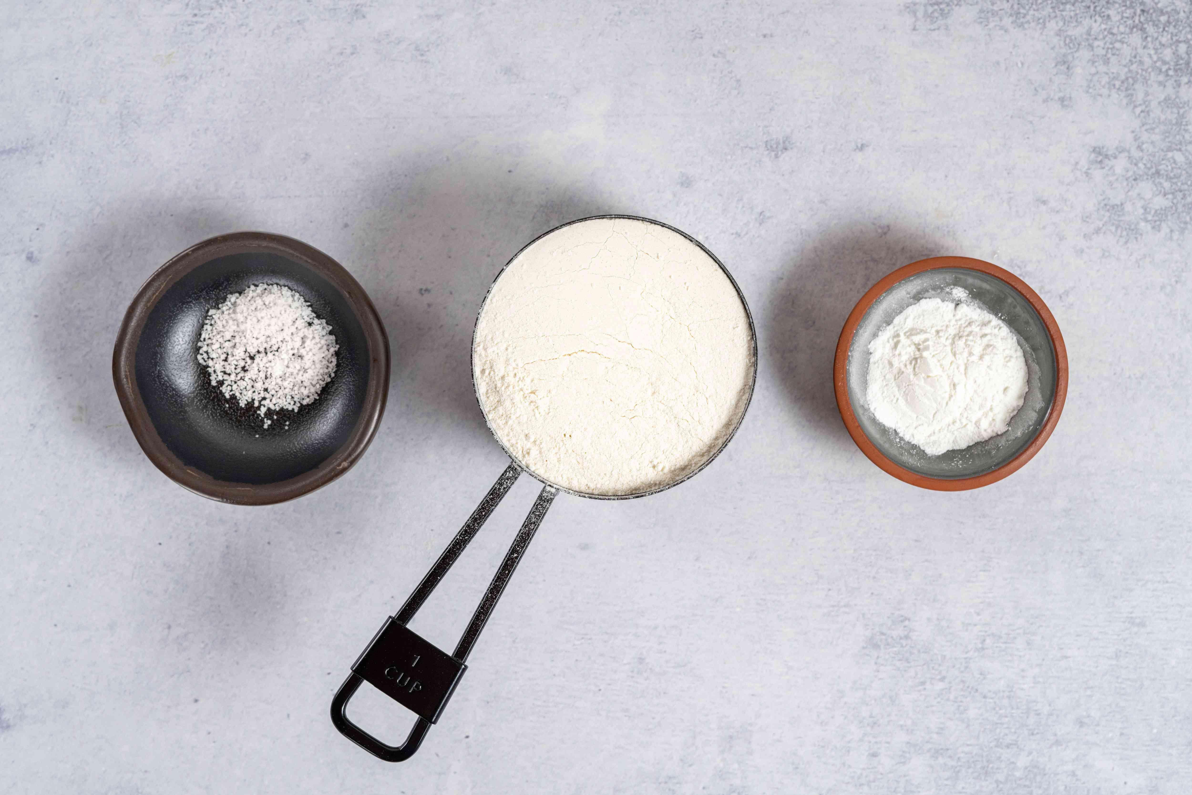 Self-Rising Flour ingredients