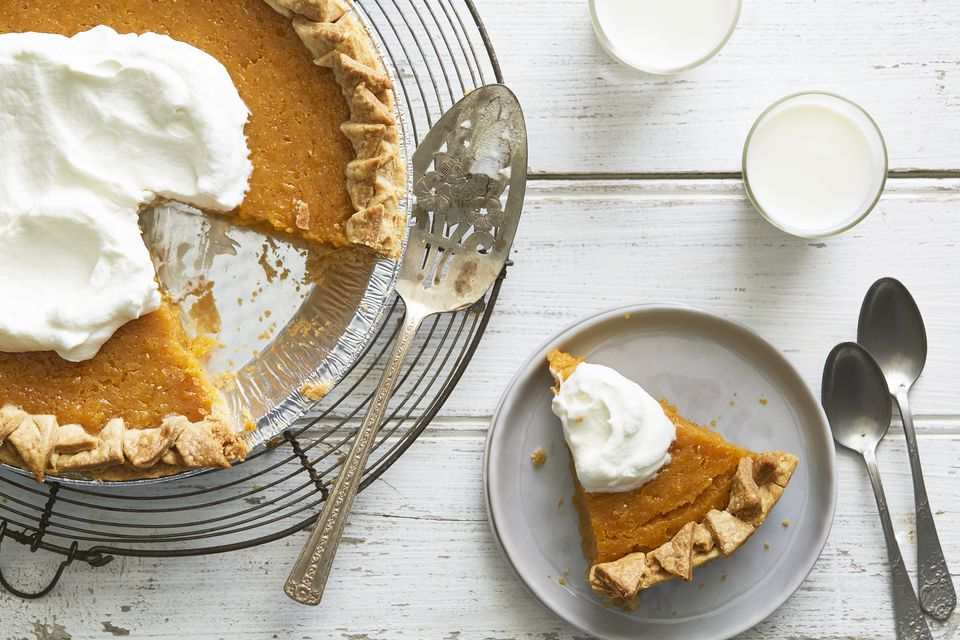 Classic Mississippi Sweet Potato Pie
