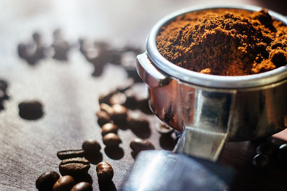 Ground Coffee for Cafe Canario