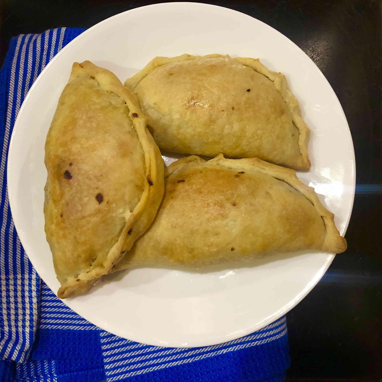Chilean-Style Empanadas de Pino Tester Image
