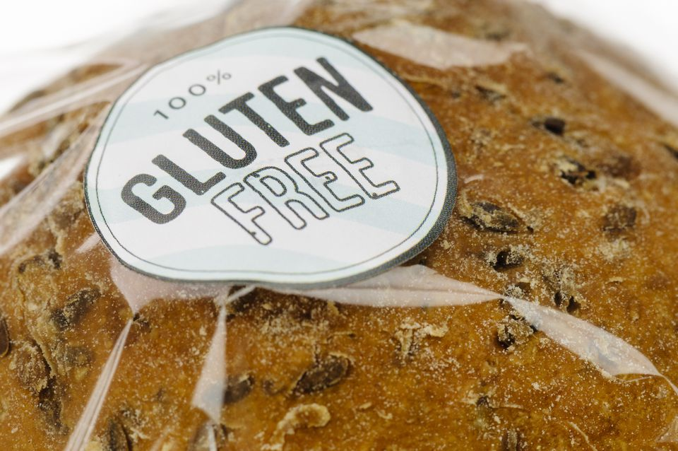 history of gluten free bread