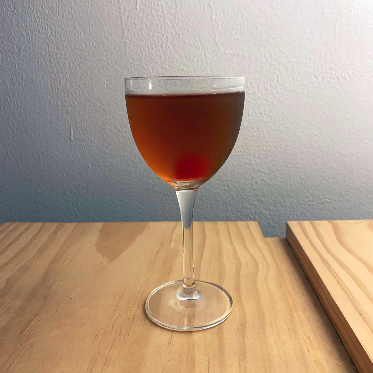 Manhattan Cocktail Tester Image
