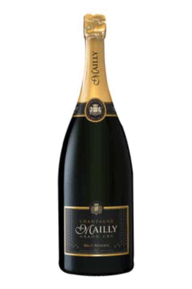Mailly Brut Reserve Grand Cru Champagne