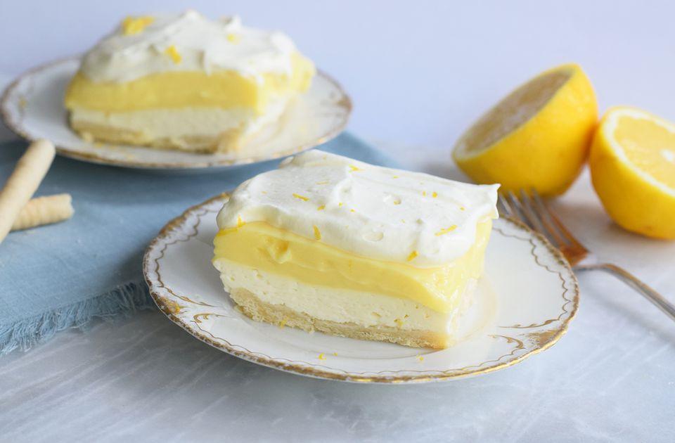 Luscious Lemon Layer