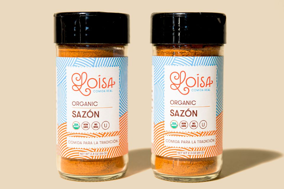 sazon spices from loisa