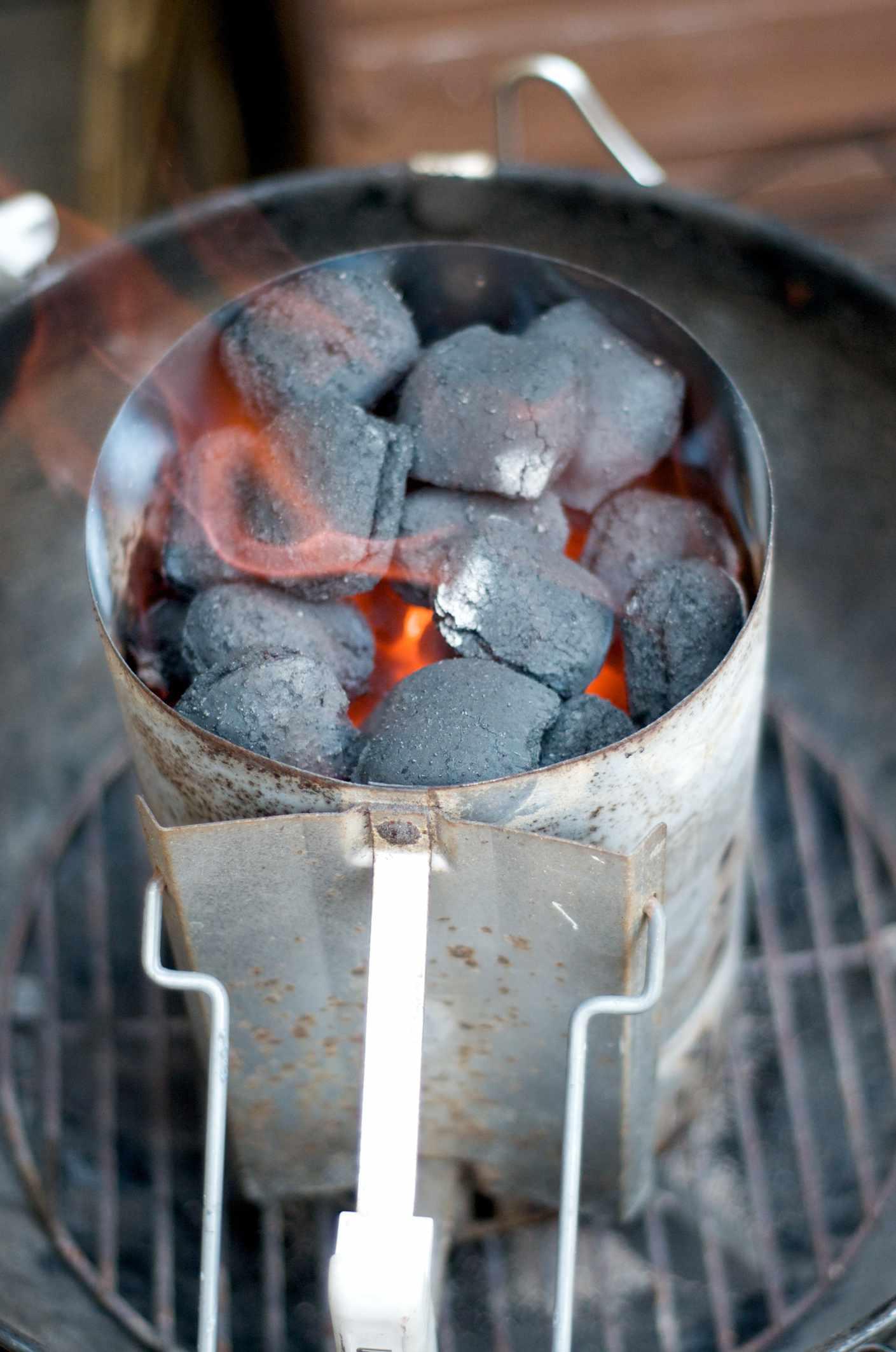 grilling chimney starter
