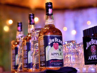Jim Beam Kentucky Fire Bourbon Whiskey Review