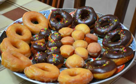 basic doughnut recipe for american style donuts