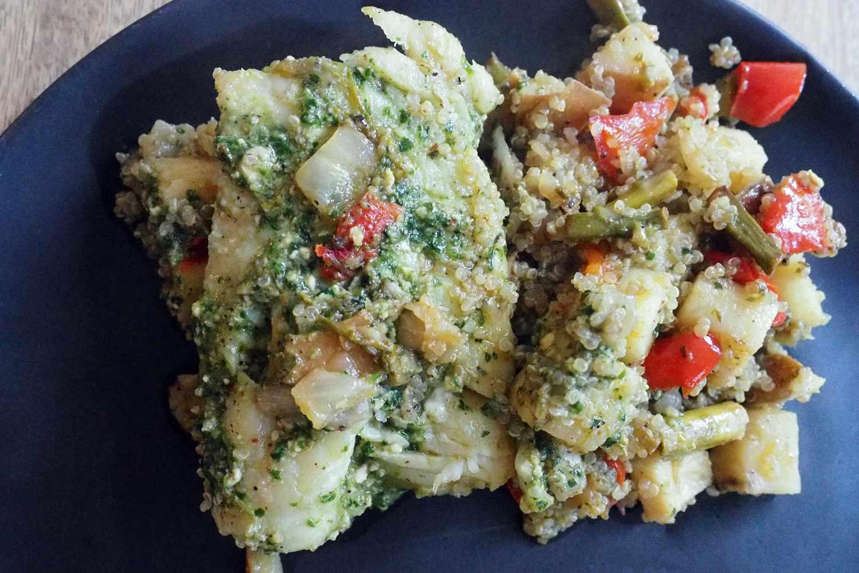 Trifecta prepared meal