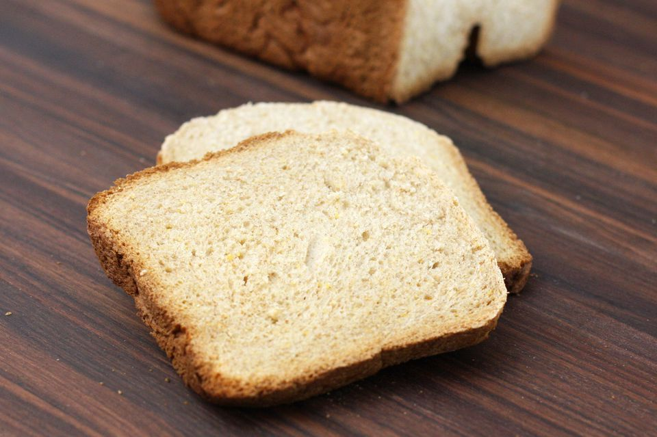 Bread Machine Sweet Potato Bread
